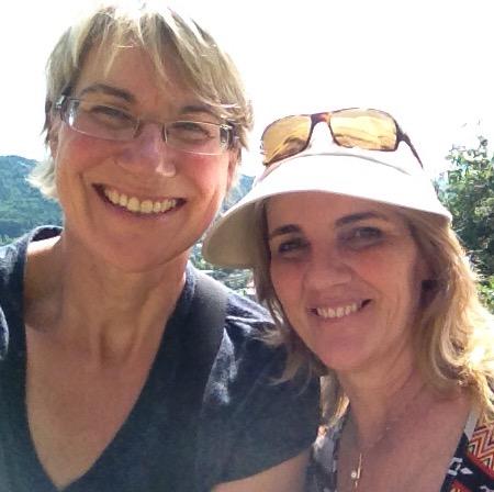 Bettina Prall und Barbara Schindelhauer