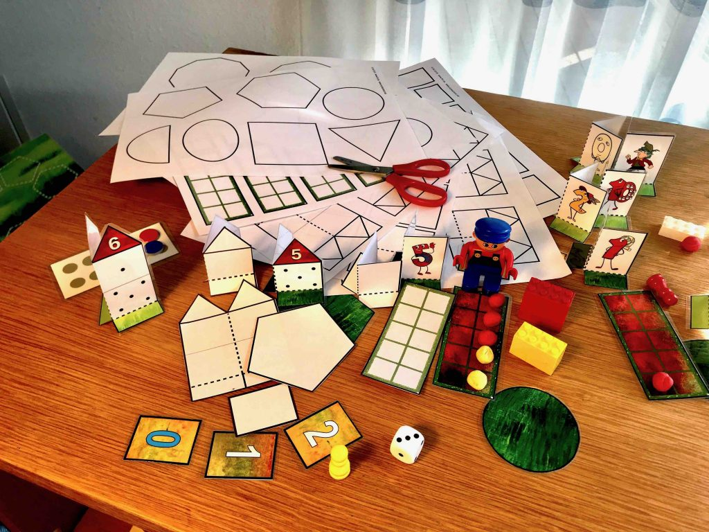 let's visit numberland barbara schindelhauer training free material resources