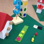 numberland shapes number house number puppet barbara schindelhauer lets visit numberland