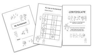 numberland pdf worksheets