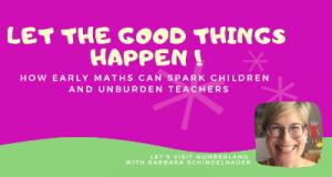 numberland teacher training barbara schindelhauer recording free webinar