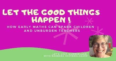 numberland teacher training free webinar