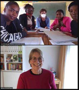 numberland teacher training barbara schindelhauer Zambia